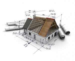I'm building a new house. Does my homeowner's insurance cover it?
