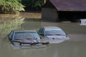 Should I Buy a Car That Was Flooded? Lane's Car Insurance Calgary