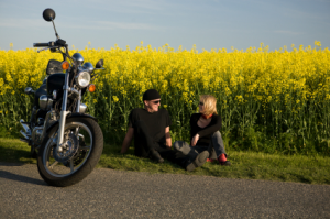 Safe Motorcycling in the Spring