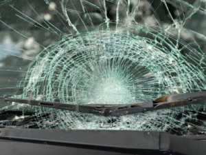 Cracked Windshields, Your Coverage and Your Safety