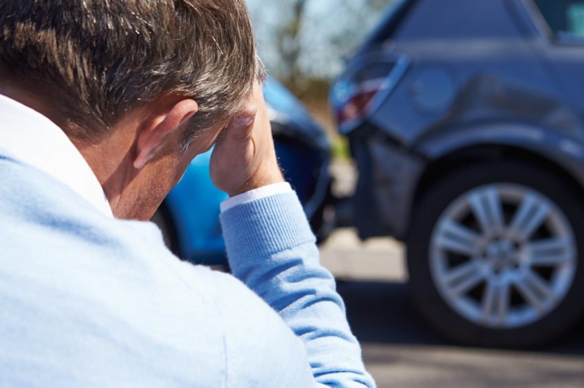 In a Car Accident? What To Do, Step-By-Step