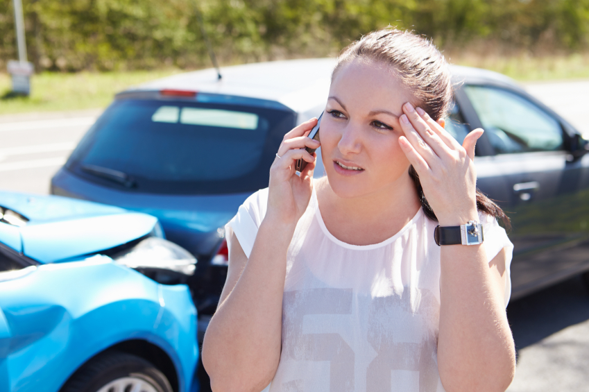 How Fault is Assigned in A Car Accident