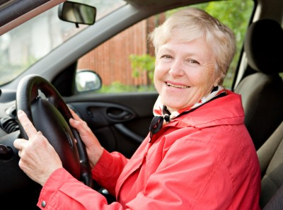 Getting Older and Driving