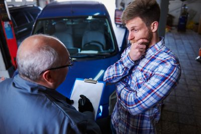 Avoid Repair Shop Scams