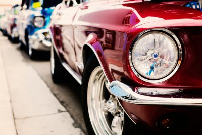 Classic Auto Insurance for Those Who Love Their Old Cars
