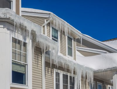 Home Insurance Checks: Ice Dams and Spring Maintenance