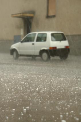 Plan Ahead to Avoid Hail Damage