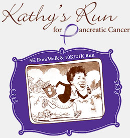 Help Support Kathy's Run for Pancreatic Cancer