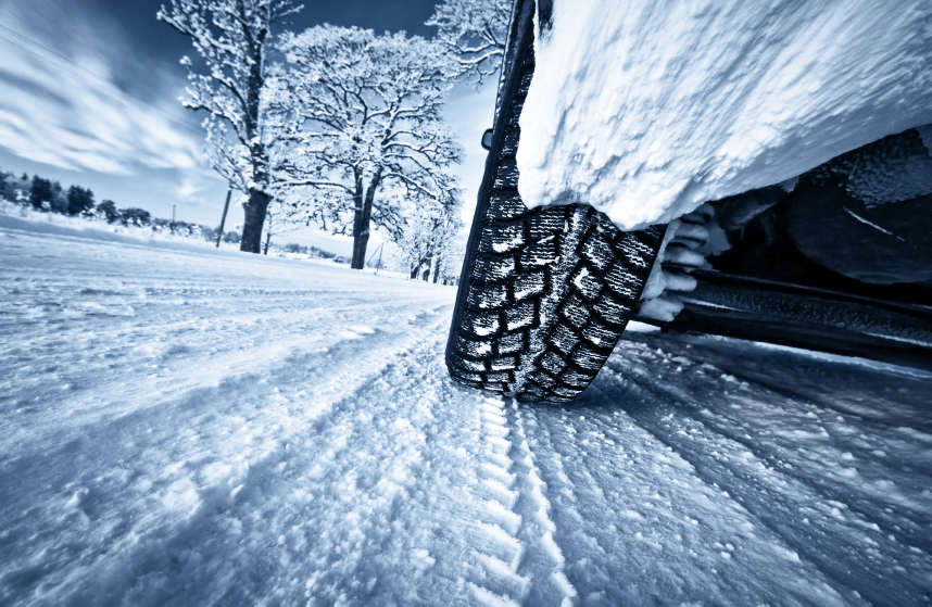 Science of Winter Tires