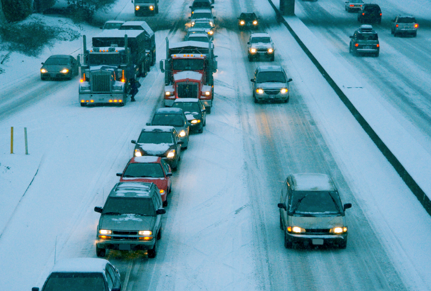 Winter Driving Refresher