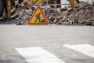 Dealing With Calgary Construction Zones Safely