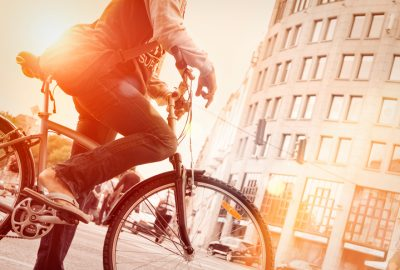 Navigating Calgary's Cycle Tracks