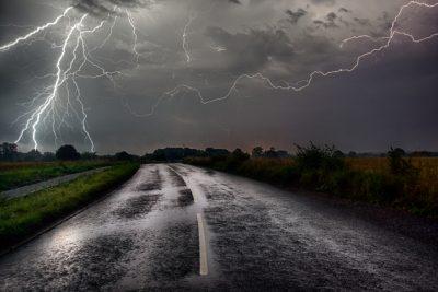 Lightning is a Major Summer Peril in Alberta
