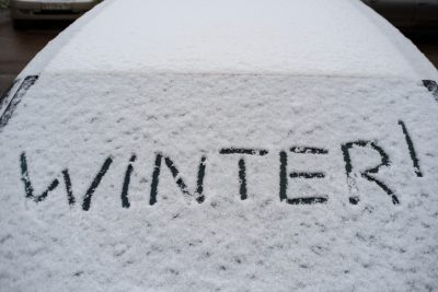 Tips for Driving in Icy and Cold Conditions