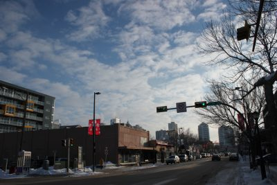 Calgary's Most Dangerous Intersections